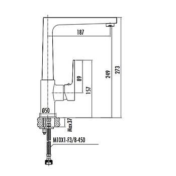 Creavit SR8500S Sharp Eviye Mutfak Bataryasý Mat Siyah