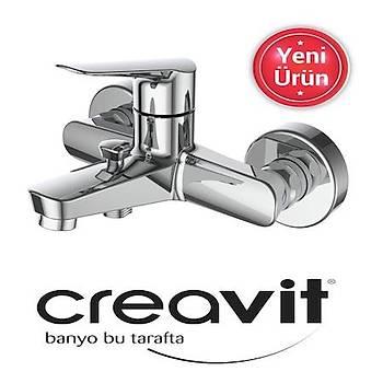 Creavit Bevel Banyo Armatür Bataryasý BV2500