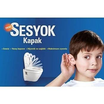 Vitra Sesyok Yavaþ Kapanýr Klozet Kapaðý Model 2 85-003-009