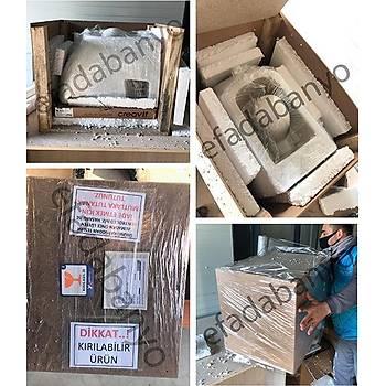Vitra S50 RimEx Asma Klozet 5956L003-0559+Vitra Soft Kapak