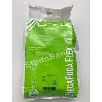 KYK MEGAFUGA FLEX VIZON 5 KG (D103) FLEX DERZ DOLGU 5 KG