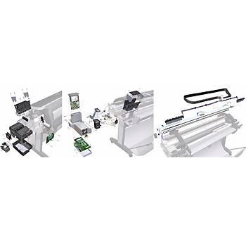 Q6718-67017 HP T610/T770/T790/T1200/T2300 Starwheel Motor