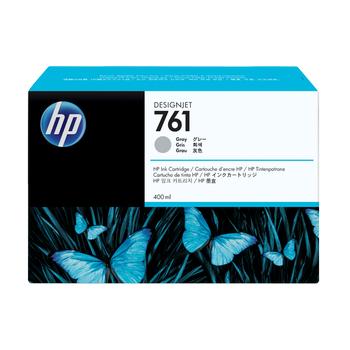 HP 761 400 ml Gri Designjet Mürekkep Kartuþu CM995A