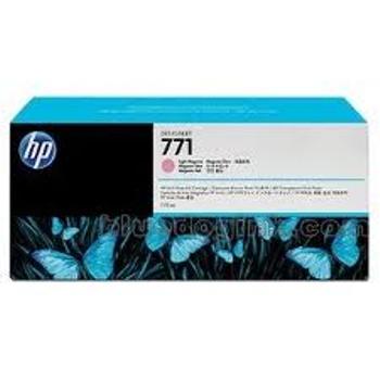HP 771 775-ml Açýk Macenta Designjet Mürekkep Kartuþu CE041A