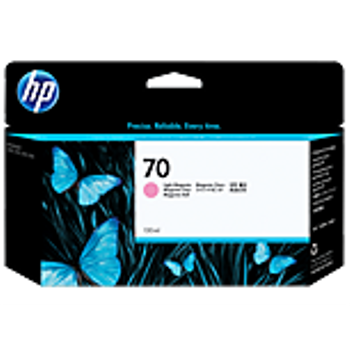 HP 70 130 ml Light Magenta Ink Cartridge with Vivera Ink C9455A