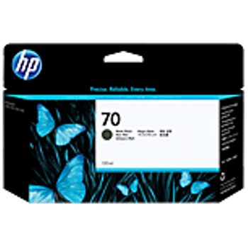 HP 70 130 ml Matte Black Ink Cartridge with Vivera Ink C9448A