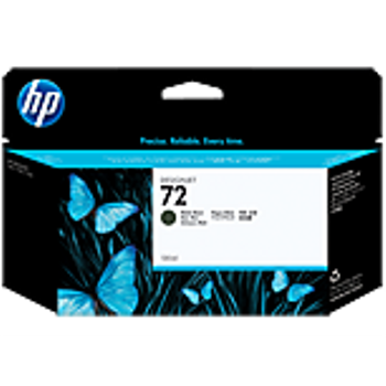 HP 72 130 ml Matte Black Ink Cartridge with Vivera Ink C9403A, T795
