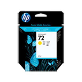 HP 72 69 ml Yellow Ink Cartridge with Vivera Ink C9400A