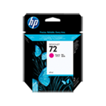 HP 72 69 ml Magenta Ink Cartridge with Vivera Ink C9399A