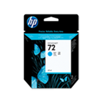 HP 72 69 ml Cyan Ink Cartridge with Vivera Ink C9398A