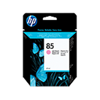HP 85 69 ml Light Magenta Ink Cartridge with Vivera Ink C9429A
