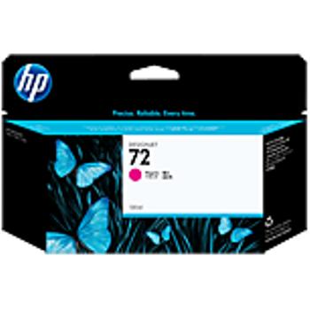 HP 72 130 ml Cyan Ink Cartridge with Vivera Ink C9372A