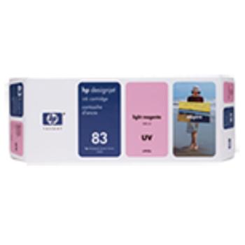 HP 83 680 ml UV Light Magenta Ink Cartridge C4945A