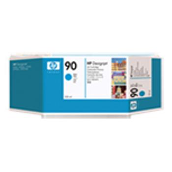 HP 90 225 ml Cyan Ink Cartridge C5060A