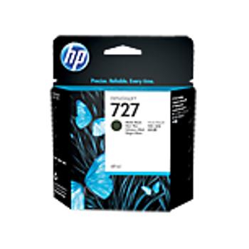 HP 727 69-ml Mate Black Ink Cartridge C1Q11A