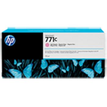 HP 771C 775-ml Açýk Macenta Designjet Mürekkep Kartuþu B6Y11A