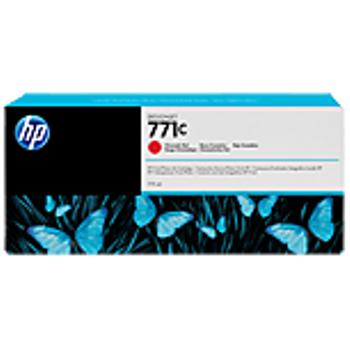 HP 771C 775-ml Kromatik Kýrmýzý Designjet Mürekkep Kartuþu B6Y08A