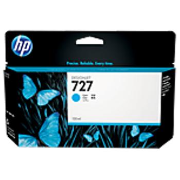 HP 727 130-ml Cyan Ink Cartridge B3P19A