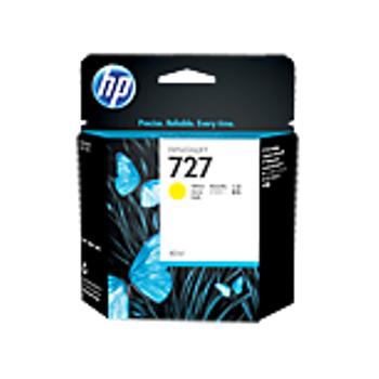 HP 727 40-ml Yellow Ink Cartridge B3P15A