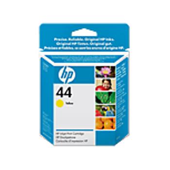 HP 44 Yellow Inkjet Print Cartridge 51644YE