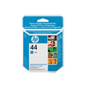 HP 44 Cyan Inkjet Print Cartridge
