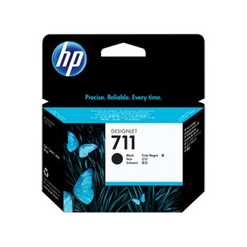 HP 711 80 ml Siyah Mürekkep Kartuþu CZ133A