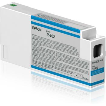 T5962 EPSON ULTRACHROME  CYAN HDR (350ML)