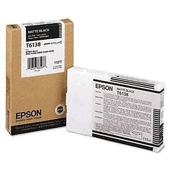 EPSON STYLUS PRO 4000,7600,9600,4450 MATTE -BLACK