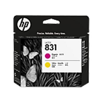 HP 831 Sarý/Macenta Lateks Yazýcý Kafasý (CZ678A)