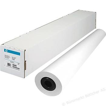 HP Bright White Inkjet Paper Q1444A 4.7mil  90 g/m² (24 lbs)  33.1 in x 150 ft