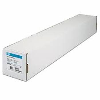 HP Coated Paper Q1442A 4.5mil  90 g/m² (24 lbs)  23.4 in x 150 ft