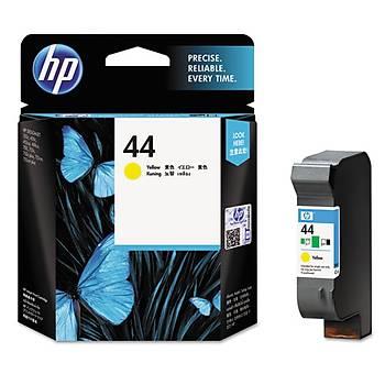 51644Y HP Designjet 430 - 450 - 488 - 750 - Plotter Sarý Kartuþ