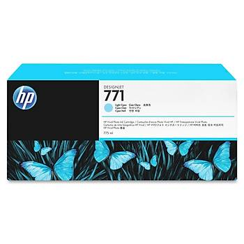 CE042A Hp 771 Light Cyan 775ml Hp Designjet Z6200