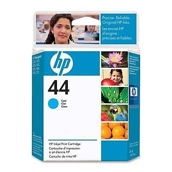 51644CE HP Designjet 430 - 450 - 488 - 750 - Plotter Mavi Kartuþ