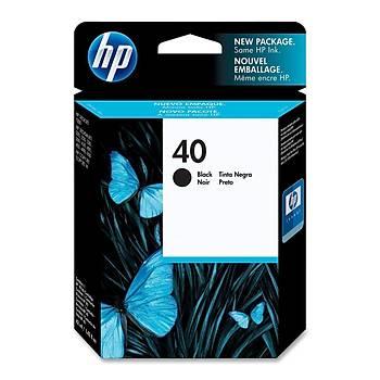51640AE HP Designjet 430 - 450 - 488 - 750 - Plotter Siyah  Kartuþ