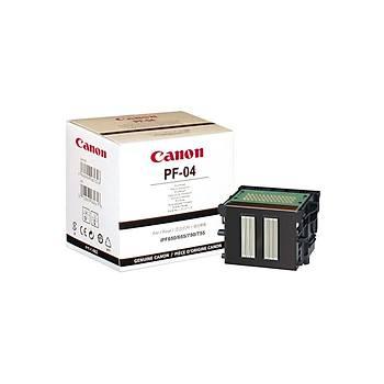 CANON 3630B001 PF-04 PRINT HEAD ( BASKI KAFASI )/ IPF 650/IPF 655/IPF 670/IPF 680/IPF 685/IPF 750/IPF 755/IPF 760/IPF 765/IPF 770/IPF 780/IPF 785/IPF 830/IPF 840/IPF 850
