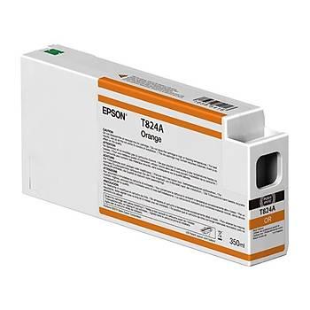 C13T824A00 - ORANGE ULTRACHROME HDX (350ml)