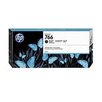 HP 766-P2V92A Mat Siyah DesignJet Mürekkep Kartuþu