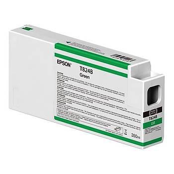 C13T824B00 - GREEN ULTRACHROME HDX (350ml)