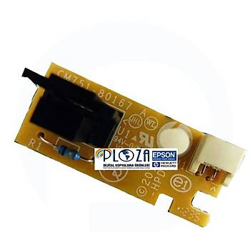 HP DesignJet T920 T1500 T2500 T3500 T1520 T250 T930 T1600 sensörü kurulu CM751-80167