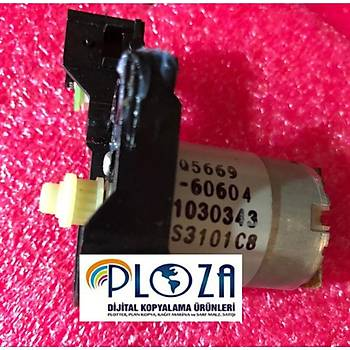 Motor Düzeltme Mürekkep besleme Ýstasyonu fit DesignJet T790 T1100 T770 T920 CR357-67027 Q6683-60188