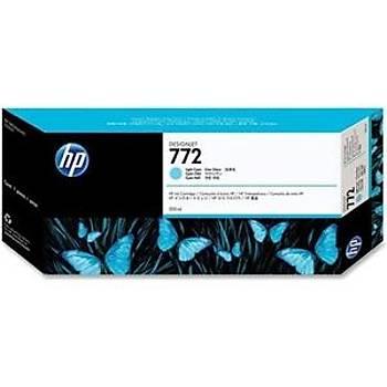 HP 772 CN632A AÇIK MAVÝ ORJÝNAL KARTUÞ 300 Ml.- Z5200 / Z5400