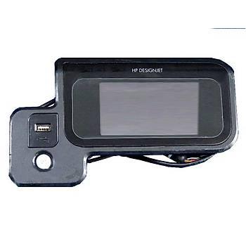 HP Designjet T790-795-1300-2300 Display Panel
