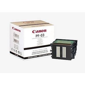 CANON 2251B001 PF-03 PRINT HEAD ( BASKI KAFASI ) LP17/LP24/IPF500/IPF510/IPF600/IPF605/IPF610/IPF 700/IPF 710/IPF 720/IPF 810/IPF 815/ IPF 820/IPF 825