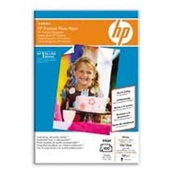 HP Premium Anlýk Görüntü Fotoðraf Kaðýdý  10 x 15 cm, 240 g/m², 100 yaprak