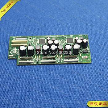 Q5669-60682 HP Designjet Z5200 Carriage PC BOARD (PCA) Orijinal Used Taþýnabilir PC kartý orijinaldir.