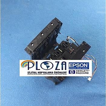CR357-60077 CR357-67028 Sol için mürekkep besleme Ýstasyonu HP DesignJet T1500 T2500 T2500PS T920 ploter parçalarý Orijinal kullanýlan
