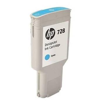 HP F9K17A (728) 300-ML CAMGOBEGI MUREKKEP KARTUSU