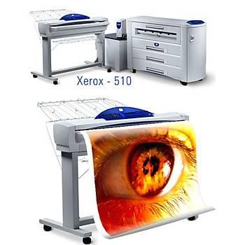 Xerox 510 A0 Renkli Scanner