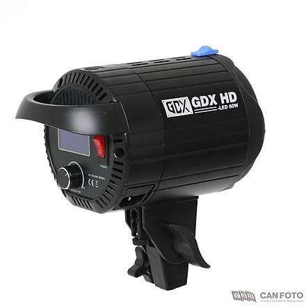 Gdx HD-60W Led Video Iþýðý + Iþýk Ayaðý
